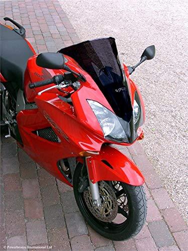 Powerbronze 400H111002 Bulle Racing PB Honda VFR 800 VTEC BJ 2002-2008 Fum/é fonc/é