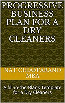 Dry Cleaners Business Plan