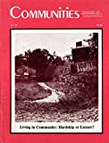 img - for Communities Magazine #63 (Summer 1984)   Living in Community book / textbook / text book