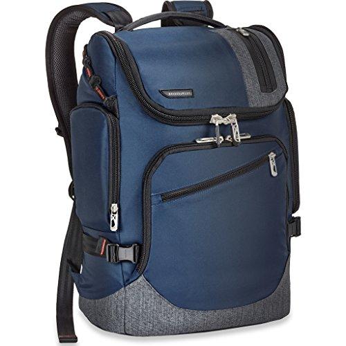[Briggs & Riley Brx Exchange Medium Duffle, Blue] (Briggs & Riley Mesh Garment Bag)