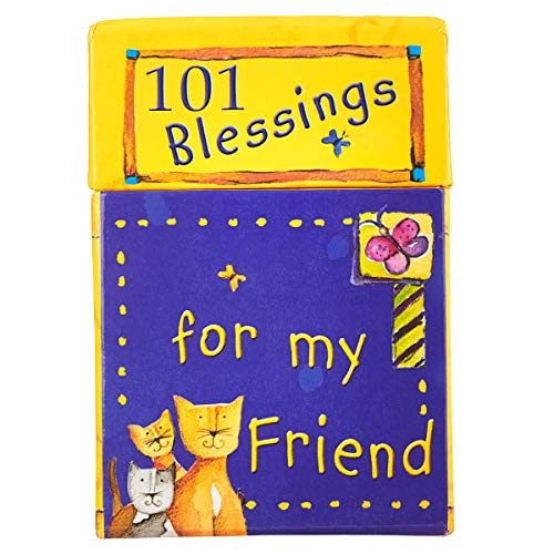 101 Blessings for My Friend Box of Blessings