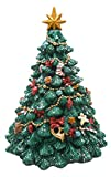 MusicBox Kingdom Decorated Christmas Tree Decorative Box