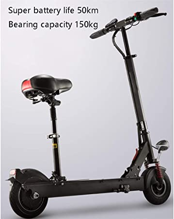 Amazon.com: Tyxtyx - Patinete eléctrico para adulto plegable ...