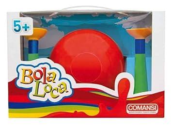 Comansi - Bola Loca En Caja 20-18905: Amazon.es: Juguetes y juegos