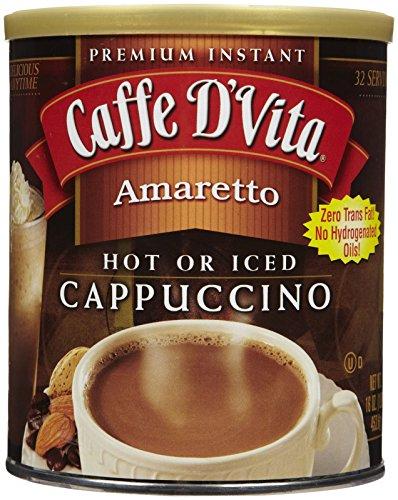 caffe-dvita-instant-cappuccino-amaretto-16-oz