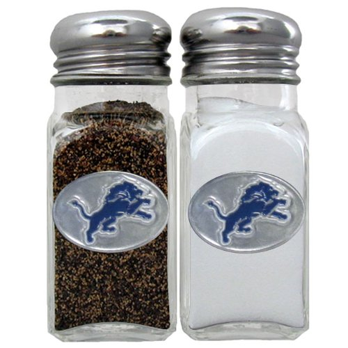 NFL Detroit Lions Salt & Pepper Shakers