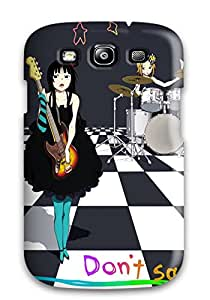 New Style Hot Snap-on K-on Hard Cover Case/ Protective Case For Galaxy S3 1575382K18961160