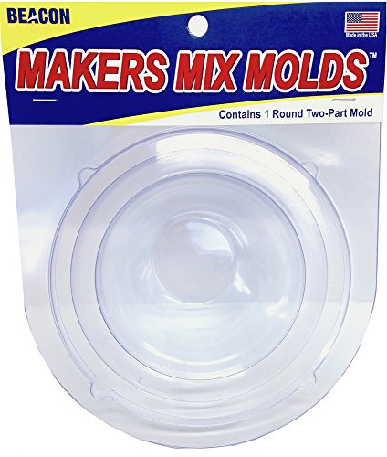 Makers Mix Molds Round (Mold Mix)