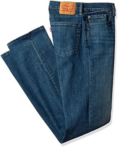 Levi's Men's Big and Tall 514 Straight-Fit Jean