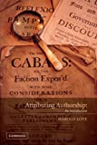 img - for Attributing Authorship: An Introduction book / textbook / text book