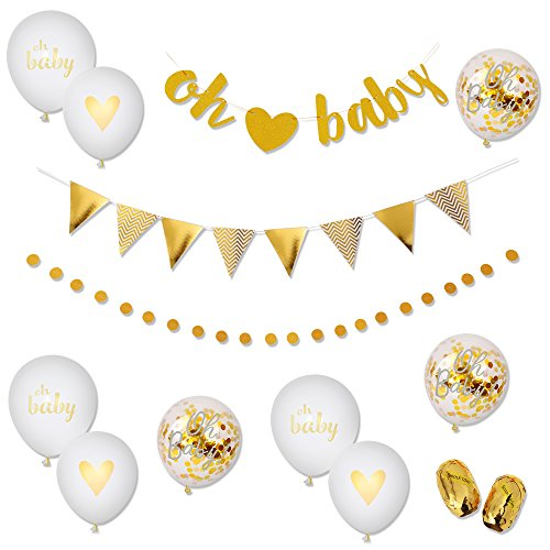 Baby Shower Decorations for Girls Boys Neutral Decor