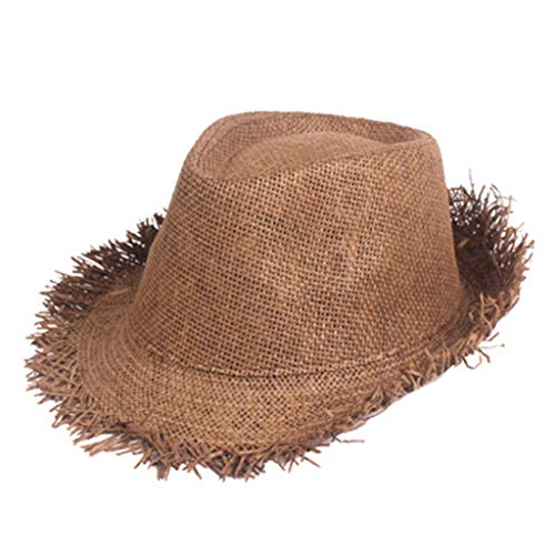 - Straw Panama Roll up Hat Fedora Beach Sun Hat, Iuhan Black Grey Herringbone Newsboy Baker Boy Tweed Flat Cap Mens Gatsby Hat Beach Sun Hat Jazz Cap for Women Men (Brown)