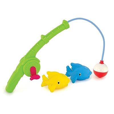 Munchkin Gone Fishin' Bath Toy : Bathtub Toys : Baby