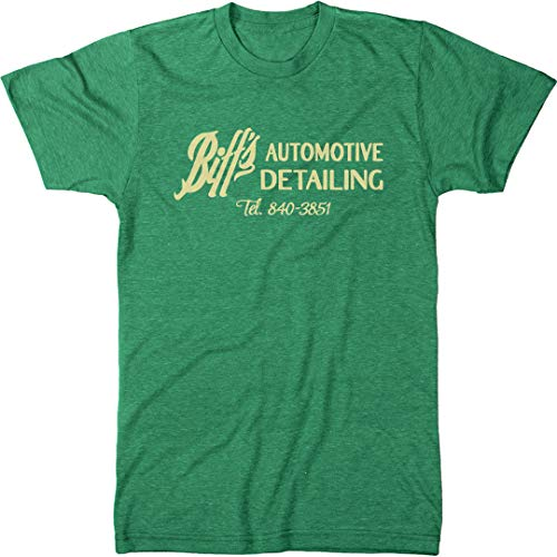 Biff's Auto Detailing Men's Modern Fit T-Shirt in 6 Colors
