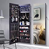 AOOU-Jewelry-Organizer-Jewelry-CabinetFull-Screen-Display-View-Larger-Mirror-Full-Length-MirrorLarge-Capacity-