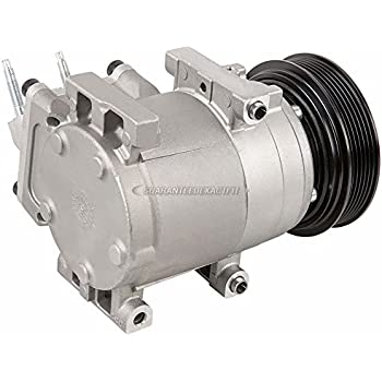 AC Compressor & A/C Clutch For Ford Fiesta 2011 2012 2013 - BuyAutoParts 60-03506NA New