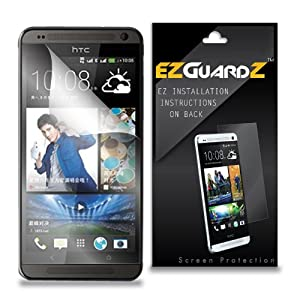 (6-Pack) EZGuardZ Screen Protector for HTC Desire 700 709D (Ultra Clear)