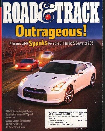 (Road & Track May 2008)