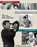 Roman Polanski (Blu-Ray Triple) - Repulsion/Cul De Sac/Knife in the Water (Box Set)