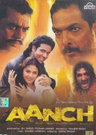 Aanch 2003 Hindi Film Bollywood Movie Indian Cinema Dvd