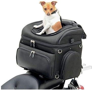 Saddlemen Pet Voyager borsa moto per trasporto cane e animali domestici