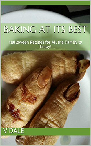Baking at its best: Halloween Recipes for All the Family to Enjoy! ()