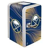 Boelter Brands NHL Buffalo Sabres Portable Party Fridge, 15 Quarts