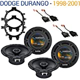 Fits Dodge Durango 1998-2001 Factory Speaker Replacement Harmony (2) R65 Package New