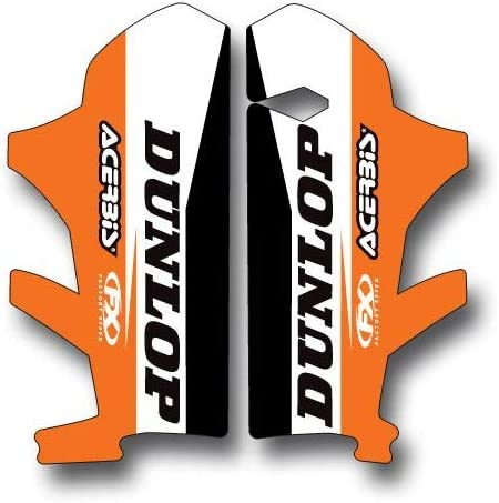 Factory Effex Lower Fork Guard Graphics 17-40522