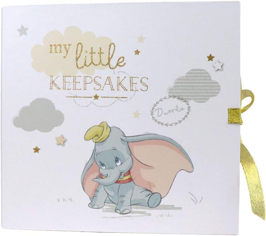 Disney Dumbo - Caja de recuerdos con 6 cajones, 200 g