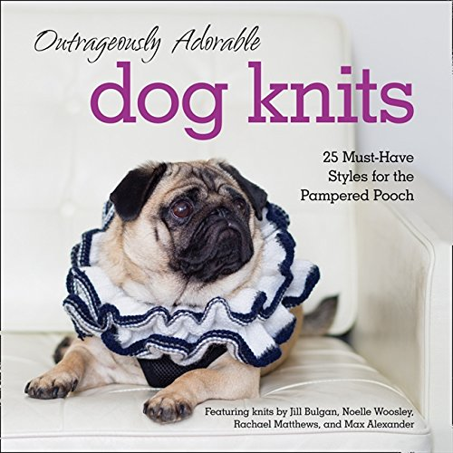 Crochet Halloween Costume Patterns (Outrageously Adorable Dog)