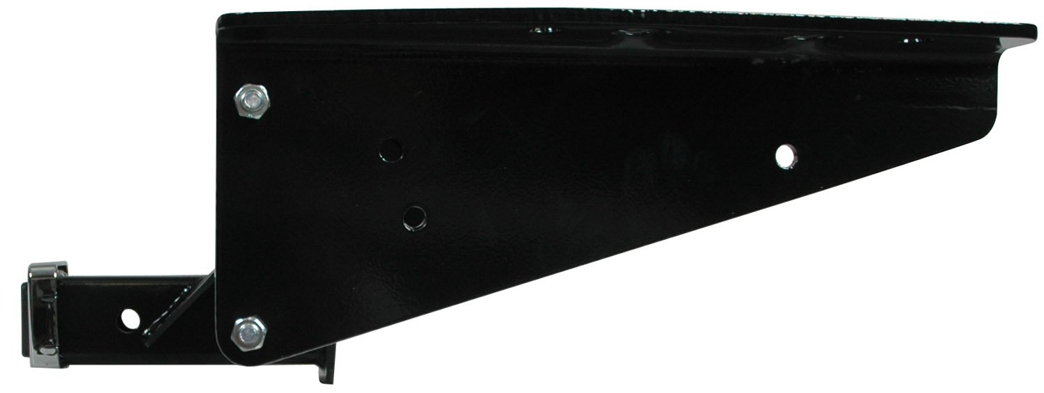 Reese 36047 Class III Custom-Fit Hitch with 2 Square Receiver opening includes Hitch Plug Cover Reese Towpower