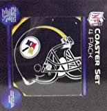 NFL Pittsburgh Steelers Coaster Set 4pk