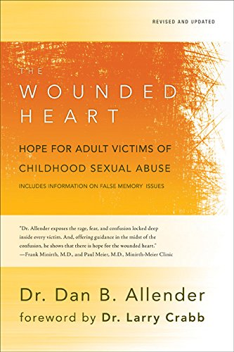 The wounded heart hope for adult victims of childhood sexual the wounded heart hope for adult victims of childhood sexual abuse by allender fandeluxe Images
