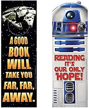 Amazon.com: 3 Docena de (36) Star Wars Marcadores R2D2 ...