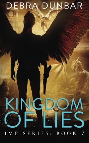book cover of Kingdom of Lies