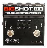 Radial BigShot EFX True Bybass Effects Loop Switcher