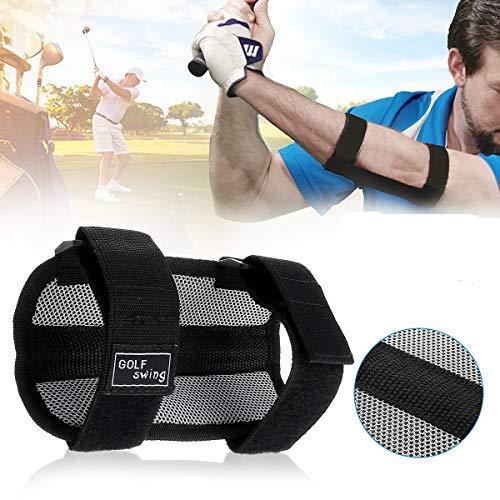 価格同志信号golf swing gesture practice training aids elbow support brace
