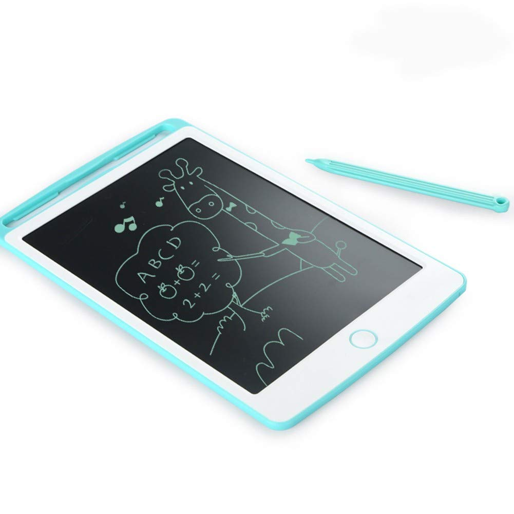 LCD Writing Tablet Electronic Writing Board Doodle and Scribble Notepad Erasable Magnetic Drawing Reusable Memo Studying Learning Gifts for Kids Screen Writing Drawing Blue by LLLZM (Image #1)