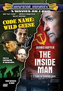 Code Name:Wild Geese/The Inside Man (2 DVD)