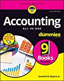 img - for Accounting All-in-One For Dummies, with Online Practice (For Dummies (Business & Personal Finance)) book / textbook / text book