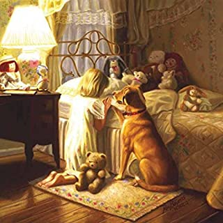product image for SUNSOUT INC Bedtime Prayer 500 pc Jigsaw Puzzle