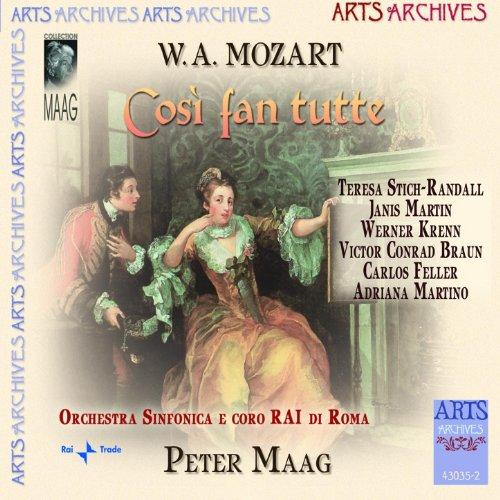 W.A. Mozart: Cosi Fan Tutte ()