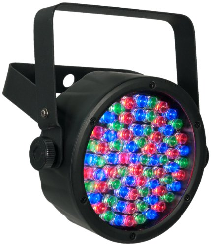 CHAUVET DJ LED Lighting, BLACK (SlimPAR 38)