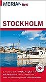 MERIAN live! Reiseführer Stockholm: Mit Extra-Karte zum Herausnehmen