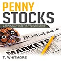 Penny Stocks: A Beginner's Guide to Earning Passive Income from Home with Penny Stocks Audiobook by T. Whitmore Narrated by Derek Botten