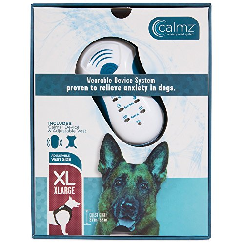 511LH3Jea1L - Calmz Anxiety Relief System for Dogs