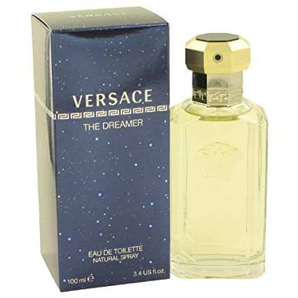 Versace Dreamer Colonia para hombre 100ml Espray COLONIA