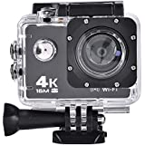 Acouto 4K 16MP Wifi sport Action Camera Uitra HD Waterproof DV Camcorder 170 Degree Wide Angle