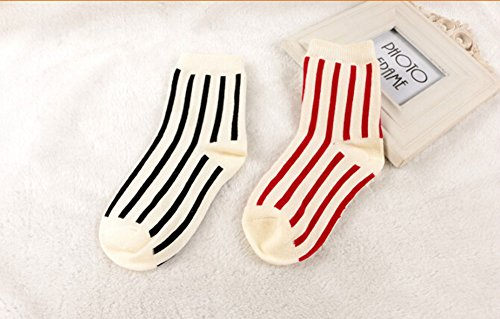 4 Printemps Automne ® Garçons chaussette beau Luckystaryuan enfants cadeau Chaussettes pour de Ensemble Filles les SwtWTc